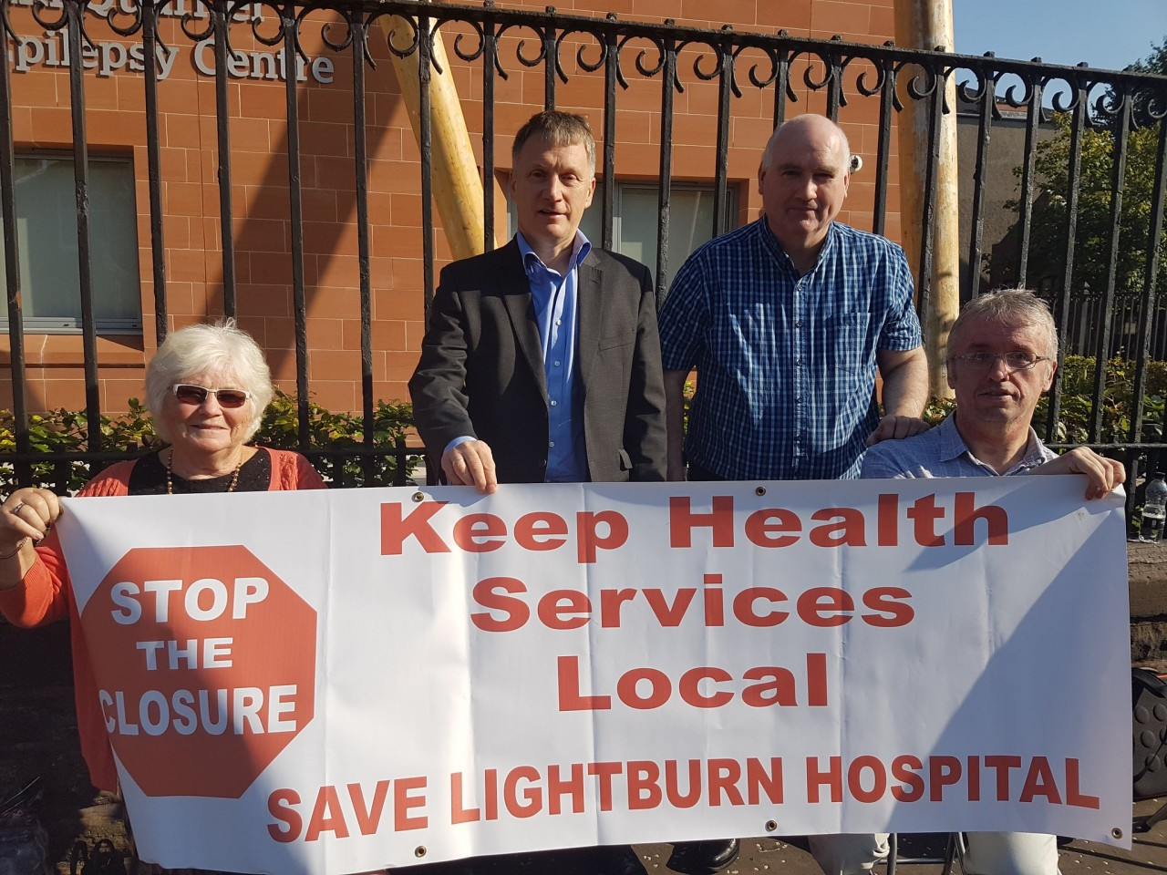 Lightburn Hospital - Health Board is failing in its duty of care to the population of the East End of Glasgow. It has a case to answer.